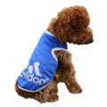 perro mascota de verano deporte ropa perro chaleco de malla de pet t camisa