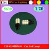 Top quality led lighting auto tuning car led back lamp T20 SMD 5630 42LEDs