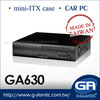 GA630 industrial PC cabinet for security