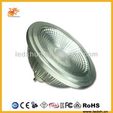 high quality led spotlight gu10 ar111
