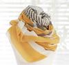 Fashion new design voile stripe scarf