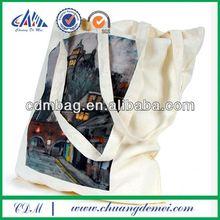 eco handmade cotton laundry bag