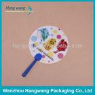 plastic hand fan in cheap price