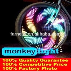Waterproof High Quality Super Durable Monkey Light Bike