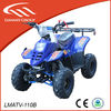 4 stroke off road 110cc atv four wheelers for kids made in china