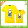 custom t-shirt made in thailand love couple t-shirt