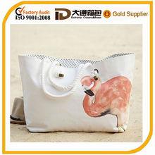 Fashion best family totes cotton beach bag wholesale roomy tote beach bag