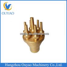 "China supplier 1"" DN25 copper Brass Center Straight Fountain nozzle, Garden Landscaping Fountain Nozzle, Garden Ornament"