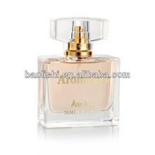 ladies single perfume packing box perfume