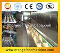 Laminado en la industria del azúcar cono máquina para hornear/cono pizza para hornear de la máquina con el precio de fábrica