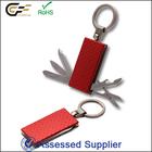 Aluminum anodized handle multi keychain supplier