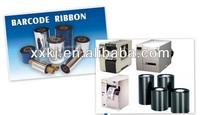 Black wax Thermal transfer ribbon Dia110mm*300m for label printing