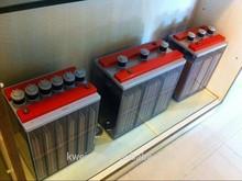 Shenzhen recharge battery solar power storage for Ups 12v 100AH tubular battery
