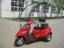 110cc 125cc handicapped three wheel motorbike