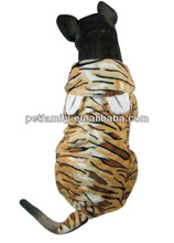 leopard pet jumpsuit for dogs,designer pet jumpsuit,pet products
