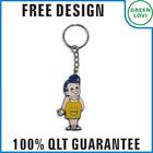 Free design Japan quality standard pvc keychain maker