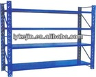 steel sports goods display shelf