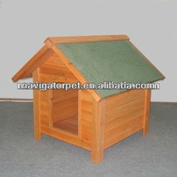 Dog Wooden Kennel