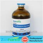 Enrofloxacin Injection/antibiotic injection