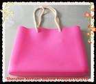 Novelty Silicone Handbag,2014 Silicone Beach Bag,Fashion Silicone Bag Lady