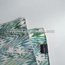 Neck Scarf High Quality Factory Direct Custom Designer Digital Printed Silk Scarf