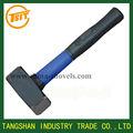 herramienta de mano sledge hammer con revestimiento de plástico mango