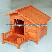 Pet Wooden Home