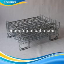 XIAMEN E-SOON Iron Material Folding Mesh Cage