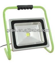 solar powered led working lights 50 watt led flood light