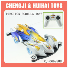 Fashion design remote car with charge for kid
