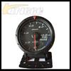 Panel Black Light Red / white Racing Car Auto Meter