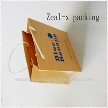 Advanced food packaging bags and fast food shopping bags
