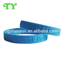 energy of dream Fashion Colorful Reflective Bracelet for event souvenir