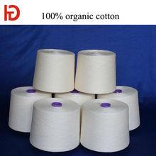hot sale 100% organic yarn