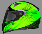 2013 DOT/ECE New custom full face italian motorcycle manufacturer JX-FF001