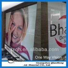 One Way Vision window Film & Self Adhesive Film covering window or Vehicle