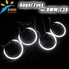 Hot sale auto headlights ccfl angel eyes e36,ccfl angel eyes ring light for bmw e36 e38 e39 E46 angel eyes headlight halo rings