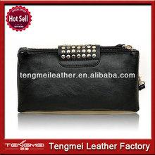 Women fashion wallet bag organizer,china handbag factory