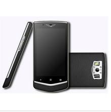 OEM telefono blu 1.3ghz cpu mt6572 dual core 3g cell phone V851