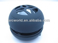 AWS049 OEM Universal Super Quality Mini Burger Speaker, pa system indoor outdoor speaker