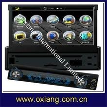 4GB .Nand Flash universal dvd car audio navigation system / android car dvd player GP-8300