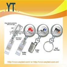 Custom Logo Badge Reel Sliver