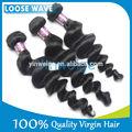 sew no brasil não transformados 5a humano atacado corpo onda virgem brasileira cabelo humano de extensão
