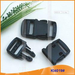 Inner size 25mm Side Release Plastic Buckles KI4019
