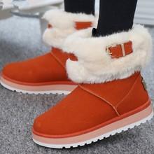 D24471Q 2014 the new winter Korean fashion women platform snow boots