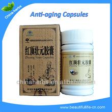 delay aging capsule tradition patent medicine to delay menopause
