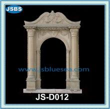 Western Design Column Stone Door Surrounds