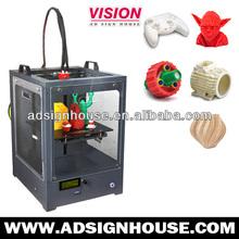 Mankati Hot Sale Home 3D Printer, 250x250x300mm, Desktop Consumable 3D Printer
