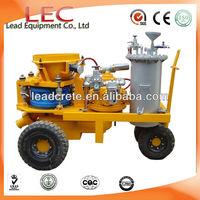 LSZ3000A air motor type anti-explosion spray concrete shotcrete machine for tunnel