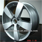replica alloy wheels china factory price for Hyundai in stock (ZW-P037)